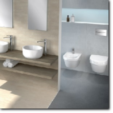 Architectura all in one badkamer van Villeroy & Boch